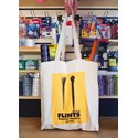 *15% OFF* Flints Heavy Duty Canvas Tote Bag