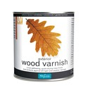 *NEW* Polyvine Exterior Wood Varnish Dead Flat 1 litre
