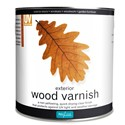*NEW* Polyvine Exterior Wood Varnish Dead Flat 2.5 litre