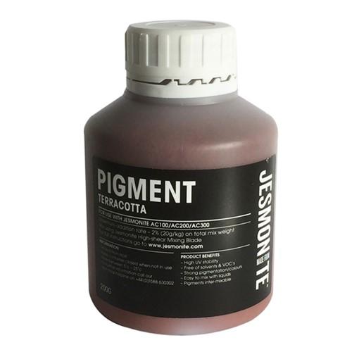Nunudes Co Uk Jes: Jesmonite Composite Pigments (Terracotta) 200 G